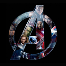 Logo Avengers Store
