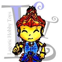 Logo Lagoric Hobby Toys