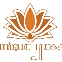 Logo Unique Yoga Shop