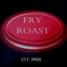 Logo FRY AND ROAST