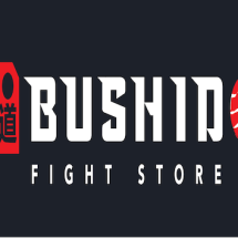 Logo Bushido Fight Shop