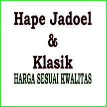 Logo HP KLASIK & NOMOR CANTIK