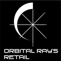 Logo Orbital Ray's Retail
