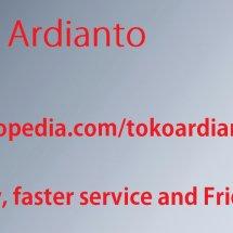 Logo toko ardiyanto