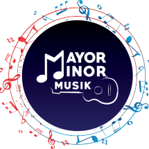Logo Mayor Minor Musik