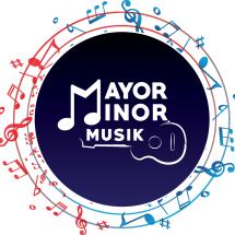 Logo Mayor Minor Musik
