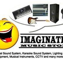 Logo IMAGINATION MUSIC STORE