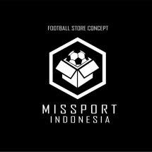 Logo MISSPORT INDONESIA
