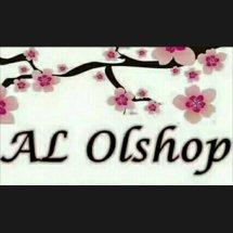 Logo AL Olshop2015