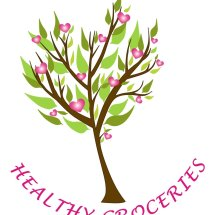 Logo Healthy Groceries