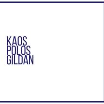 Logo Kaos Gildan Polos JKT