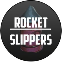 Logo rocket_slippers