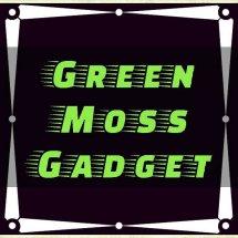 Logo Green Moss Gadget