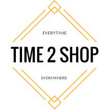 Logo Time2Shop