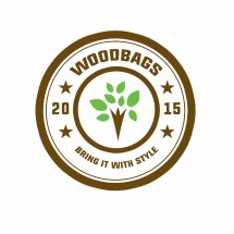 Logo Woodbags Store