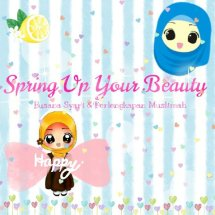 Logo Spring Up Your Beauty