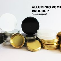 Logo Alluminio Pomade Inc.