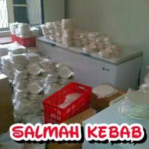Logo salmah kebab