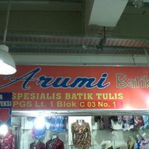 Logo Arumi Batik