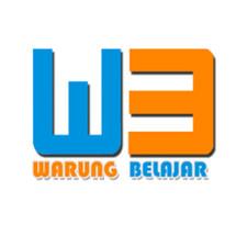 Logo warung belajar