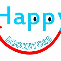Logo Happy BookStore