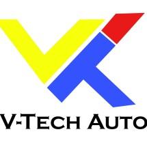 Logo V-Tech Auto