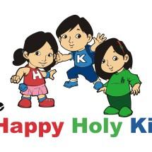 Logo happyholykids