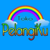 Logo Toko Pelangiku