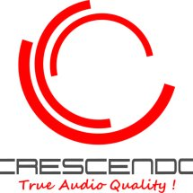Logo Crescendo Audio