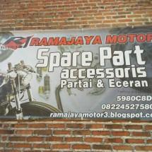 Logo ramajaya motor sda