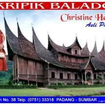 Logo Christine Hakim Official