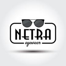 Logo netra eyewear