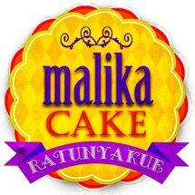 Logo Malika Cake
