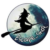 Logo Escape_shop