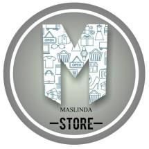 Logo Maslinda Store