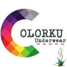 Logo color.ku underwear