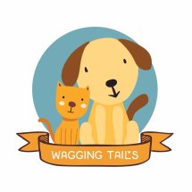 Logo WAGGING TAILS PETCARE