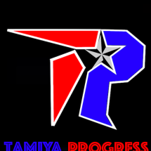 Logo TAMIYA PROGRESS