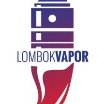 Logo Lombok Vapor