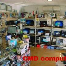 Logo CMD computer