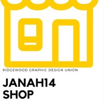 Logo janah14 shop