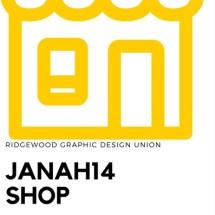 Logo janah14 shop