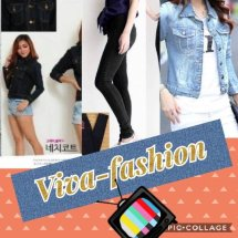 Logo Viva Fashion