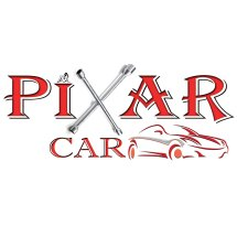 Logo Pixar Car Aksesoris
