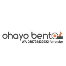 Logo Ohayo Bento New