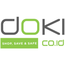 Logo Doki Custom Case