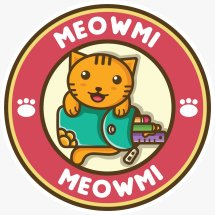 Logo Meowmi Fancy Gift Shop