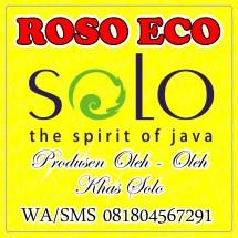 Logo ROSO ECO SOLO