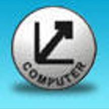 Logo Vector Computer M2M