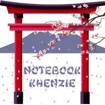 Logo NOTEBOOK KHENZIE
